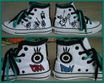 Patapon shoes by Tamura