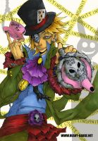 Mad Hatter +contest+ by bite-insane-iam