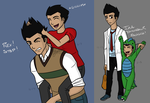 Bro Time by RexFangirl
