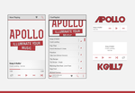 Apollo Music Player LightRed Themed. by kgill77