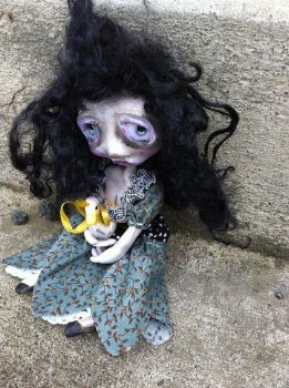 Poor Laura Ghostly art doll by LuLusApple