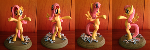 Fluttershy - 'Music in the Treetops' by mlpony46