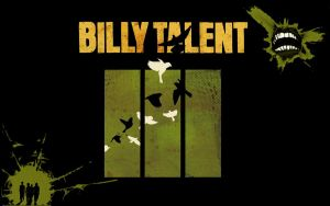 Billy Talent Wallpaper by TheMajesticGoat