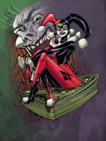 Harley Quinn - Eric Canete by ChrisShields