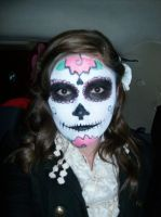 sugar skull by 3sugars