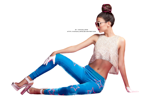 Victoria Justice PNG by KoniWilliams