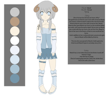 Marah Reference Sheet by quarrus