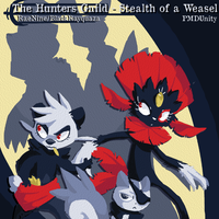 PMDU Theme  - The Hunters - Stealth of a Weasel by byona