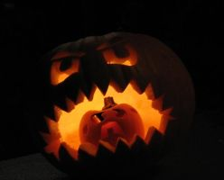 Pumpkin - Devouring by cascadia55