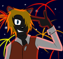 Look at the fireworks by Julius-B