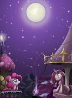 Wish upon a star... by EstrosianHeaven