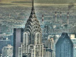 Chrysler Building by SottoPK