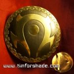 Horde Orc Warcraft Belt brass buckle vol.2 by TimforShade