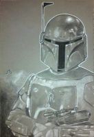 Boba gray paper contrast #2 by Jimstephenson72