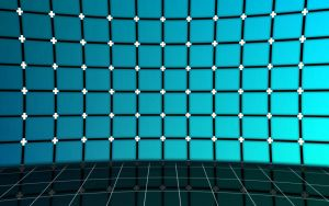 Wall of blue 1 by Wretched--Stare