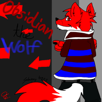 My new Dev. ID by Obsidianthewolf