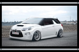 Citroen DS3 RS-Sport by TeofiloDesign