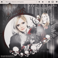 +pack png avril lavigne {3} by CaramelLightColor