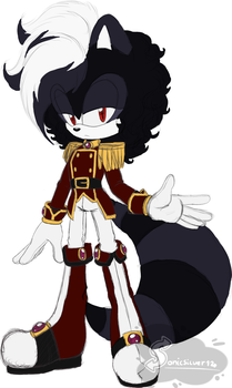 Juan outfit update. by sonicsilver12