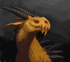 Dragondoodle by Brainmatters