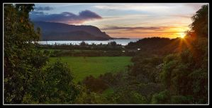 Window To Hanalei by aFeinPhoto-com