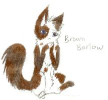 Brown Barlow by FuneralDyingheart