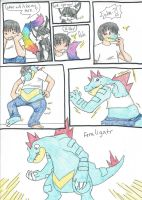 Feraligatr tf by RaiinbowRaven