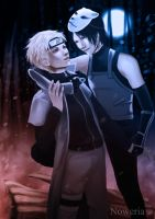 Commission - Now it's my turn - Narusasu by Noweria