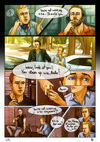 H50 Fanart: Tie Part 1 by NinaKask