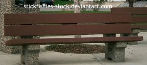Bench 1 by Stickfishies-Stock