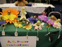 Fairies on my stall by sicktwistedfork