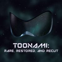 Toonami: Fan CD Album Cover by Twilight-Star
