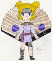 Chibi Temari for darkheart772 by pharaohatemuYouTube