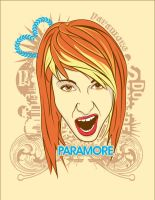 Paramore by bcassidy