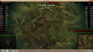 666 damage with Tiger II by COLT731