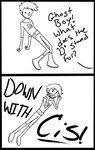 What The D Stands For by PsychoBabble192