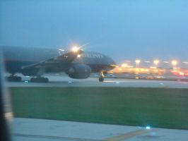 United 777 at ORD by Boeing787