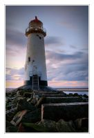 Talacre Lighthouse by tobyedwards