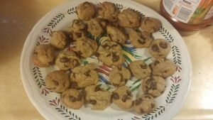 Chocolate Chip Cookies by srlOctober23