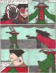 DU: Otherworld's End: Page Two by Zorzathir