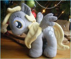 Custom My Little Pony Plush Derpy Hooves by eponyart