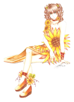 Design - Sunflower by G-Trace