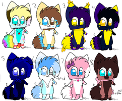Adopts owo by Mistytheflyingkitty