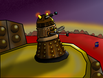 Exterminate by spacebutter