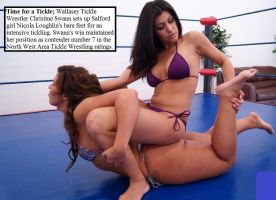 Scenes from Tickle Wrestling History - Jan. 2005. by RL1895