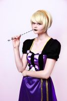Rose Lalonde cosplay by lantrat