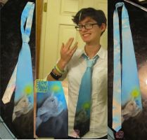 A Tie about an Anglerfish by SylarSushiCat