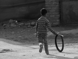The Best Toys Are Free by InayatShah