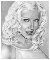 Christina Aguilera 2007 by Zindy
