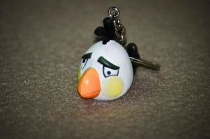 ANGRY BIRDS Keychain by archaznable30